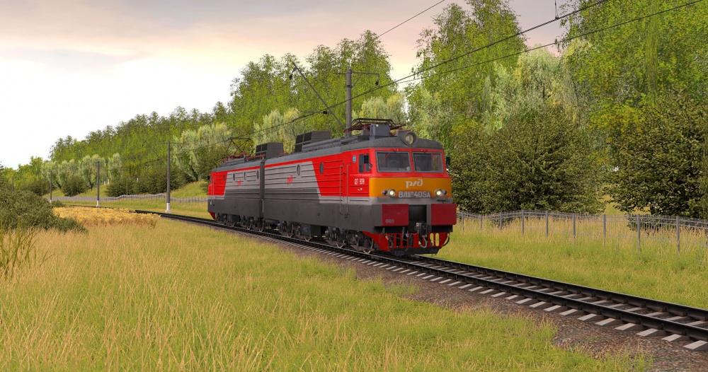 TRS: ВЛ11М-405 v.2.1