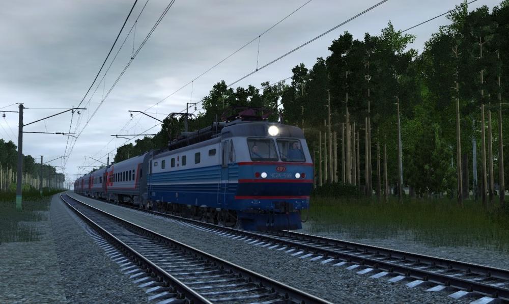 TRS: ЧС2К-599