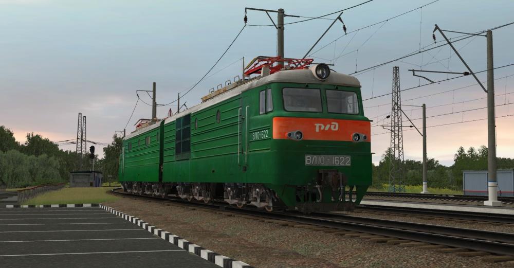 TRS: ВЛ10-1622