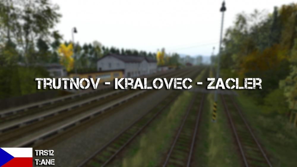 Trutnov - Kralovec - Zacler