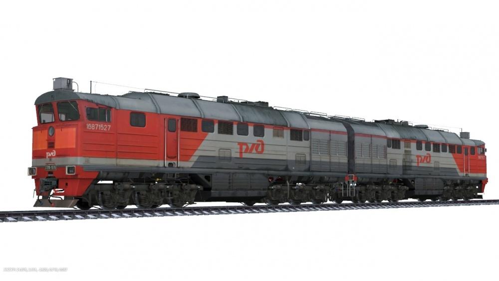 2ТЭ116-1576